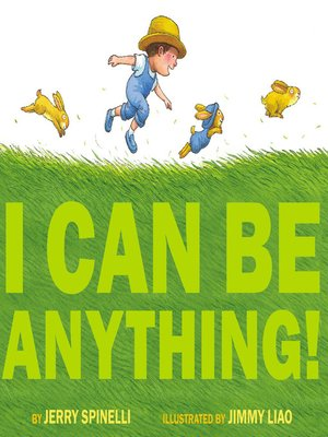 cover image of I Can Be Anything!