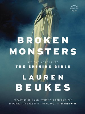 cover image of Broken Monsters