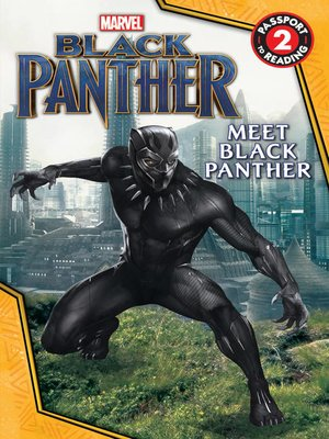 cover image of Black Panther Reader