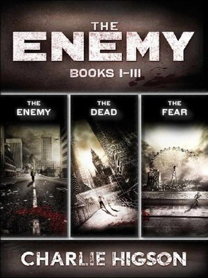 cover image of The Enemy--Books I-III