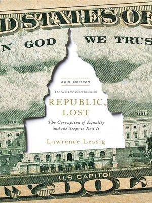 cover image of Republic, Lost