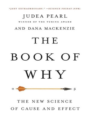 cover image of The Book of Why