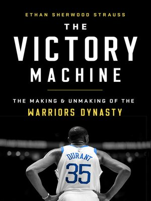 cover image of The Victory Machine