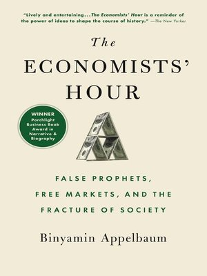 cover image of The Economists' Hour