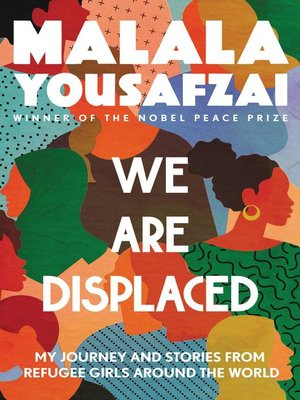 cover image of We Are Displaced