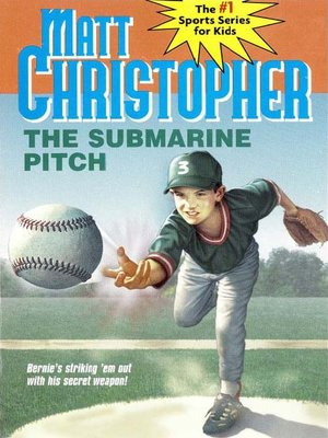 cover image of The Submarine Pitch