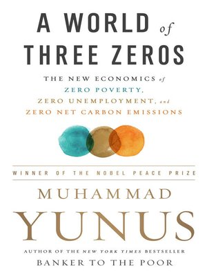 cover image of A World of Three Zeros