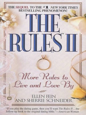 cover image of The Rules II