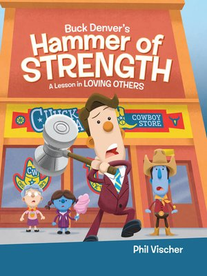 cover image of Buck Denver's Hammer of Strength