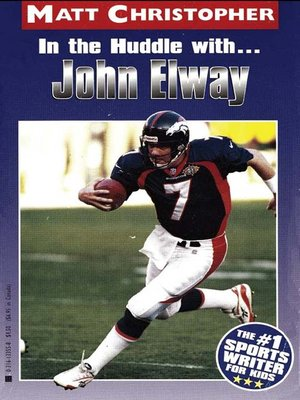 cover image of John Elway