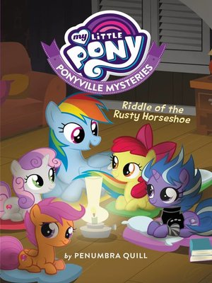 cover image of Riddle of the Rusty Horseshoe