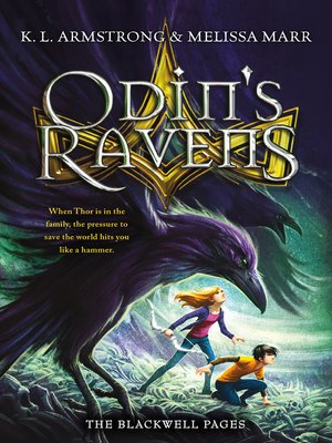 cover image of Odin's Ravens