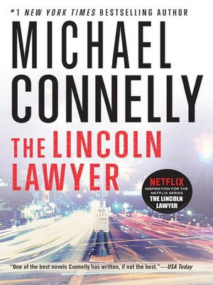 The lincoln lawyer by michael connelly · overdrive (rakuten.