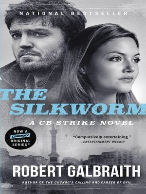 cover image of The Silkworm