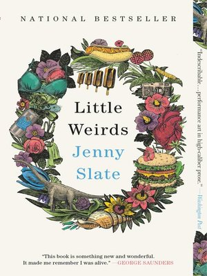 cover image of Little Weirds