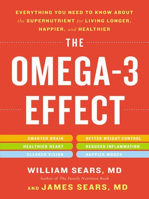 cover image of The Omega-3 Effect