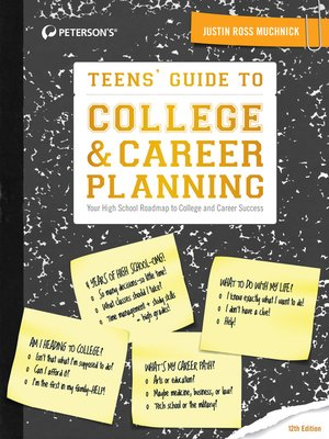 cover image of Teens' Guide to College & Career Planning