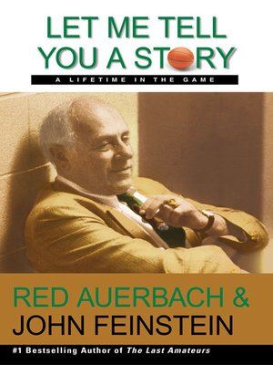 cover image of Let Me Tell You a Story