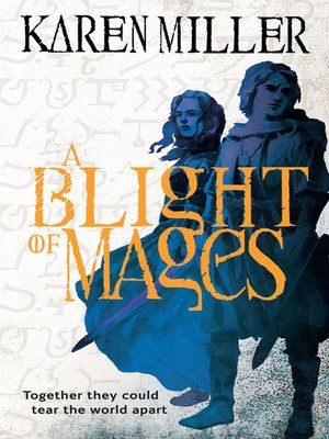 cover image of A Blight of Mages