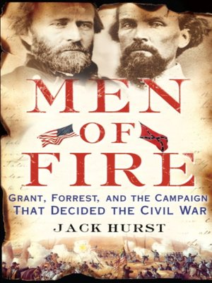 cover image of Men of Fire