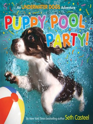 cover image of Puppy Pool Party!