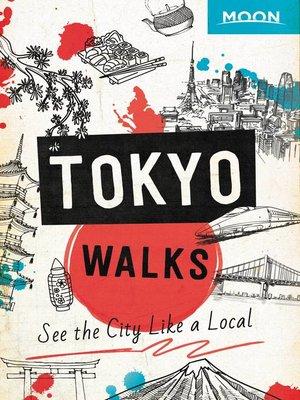 cover image of Moon Tokyo Walks
