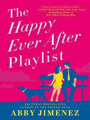 The Happy Ever After Playlist Book Cover