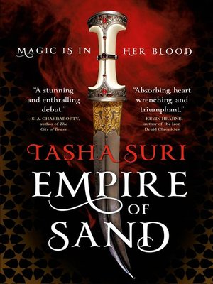 cover image of Empire of Sand