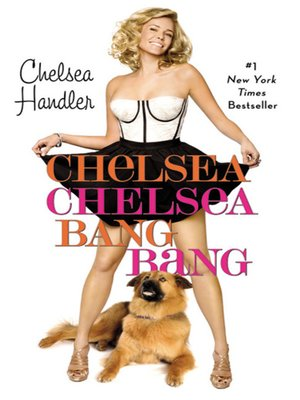 cover image of Chelsea Chelsea Bang Bang