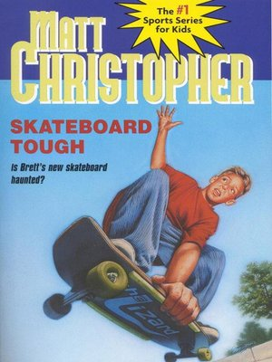 cover image of Skateboard Tough