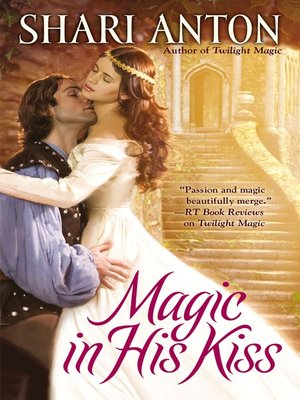 cover image of Magic in His Kiss