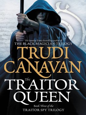 cover image of The Traitor Queen