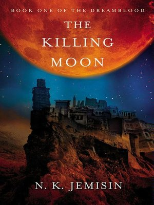 cover image of The Killing Moon