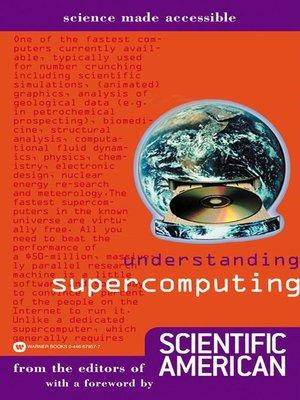 cover image of Understanding Supercomputing