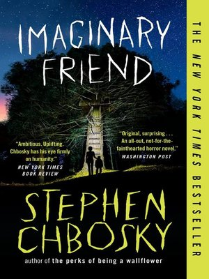 cover image of Imaginary Friend
