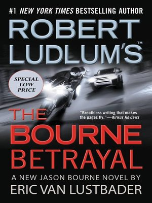 cover image of The Bourne Betrayal