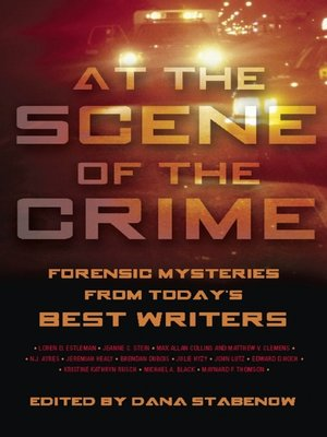 cover image of At the Scene of the Crime