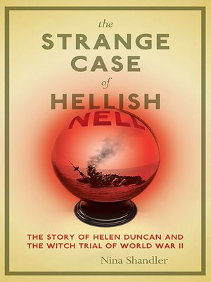 cover image of The Strange Case of Hellish Nell