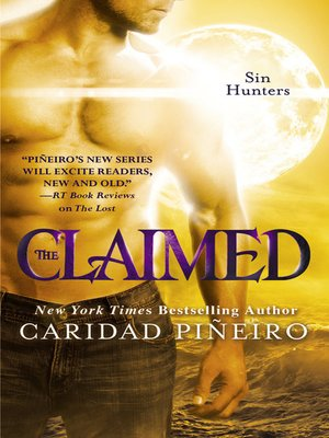 cover image of The Claimed