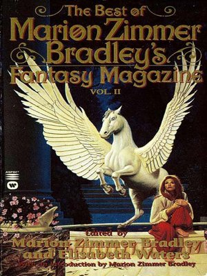 cover image of Best of Marion Zimmer Bradley Fantasy Magazine, Volume 2