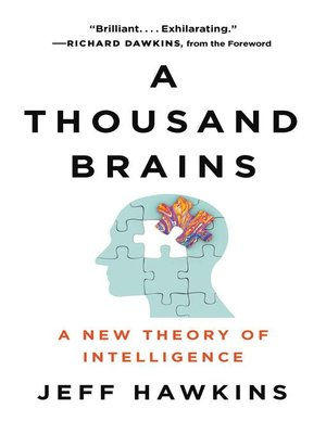 cover image of A Thousand Brains