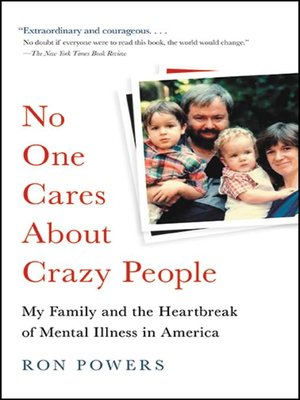 cover image of No One Cares About Crazy People