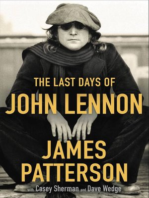 cover image of The Last Days of John Lennon