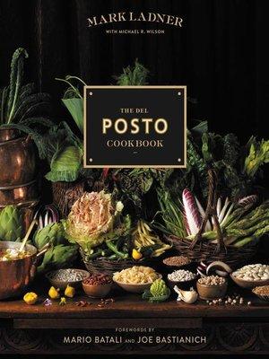 cover image of The Del Posto Cookbook