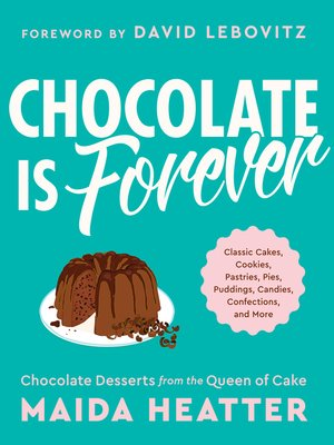 cover image of Chocolate Is Forever