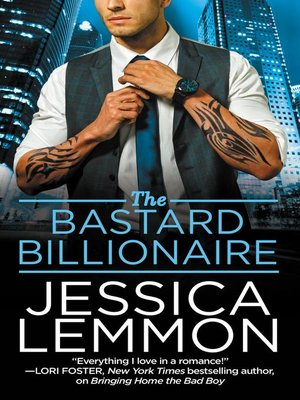 cover image of The Bastard Billionaire