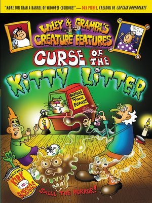 cover image of Curse of the Kitty Litter