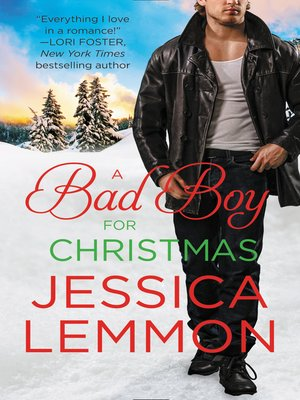 cover image of A Bad Boy for Christmas