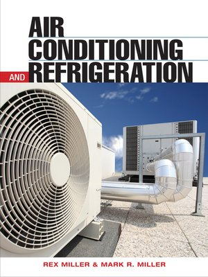 cover image of Air Conditioning and Refrigeration