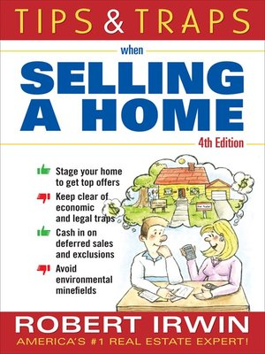 cover image of Tips & Traps When Selling a Home
